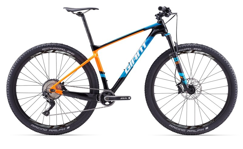 Giant XTC Advanced 29 2 (2017)