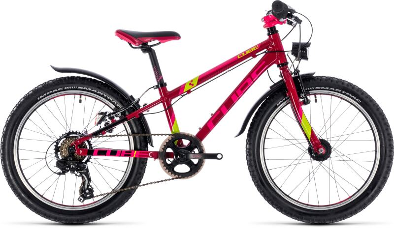 Cube Kid 200 Allroad girl (2018)