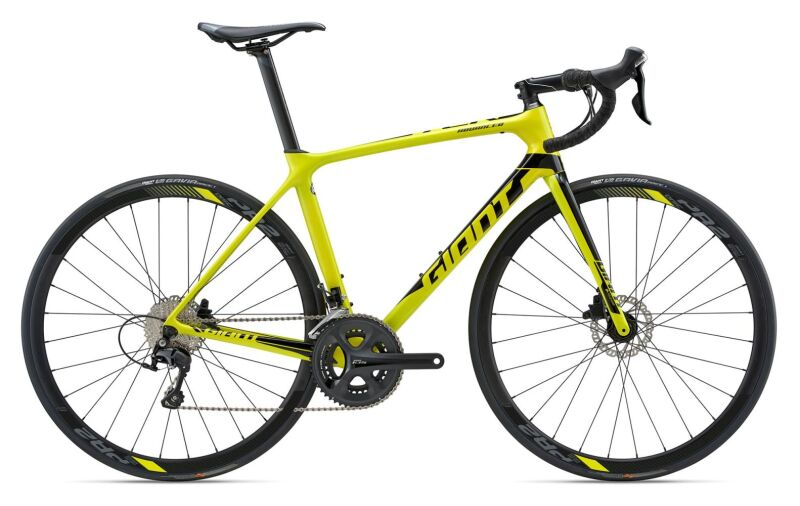Giant TCR Advanced 2 Disc - King of Mountain (2018)