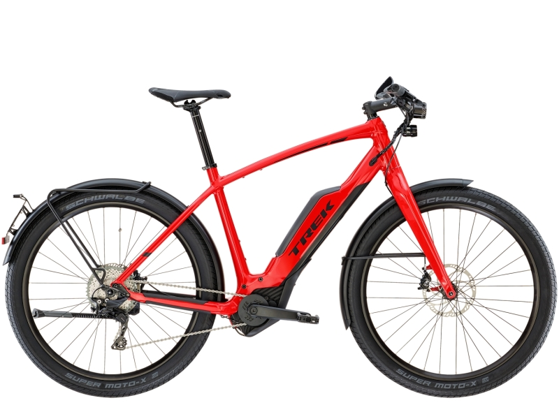 Trek Super Commuter+ 8S (2019)